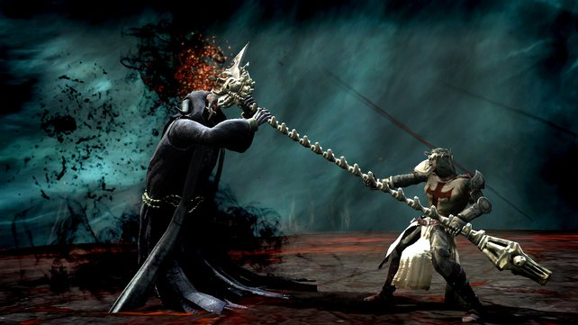Der Tod hat keine Chance gegen euch.