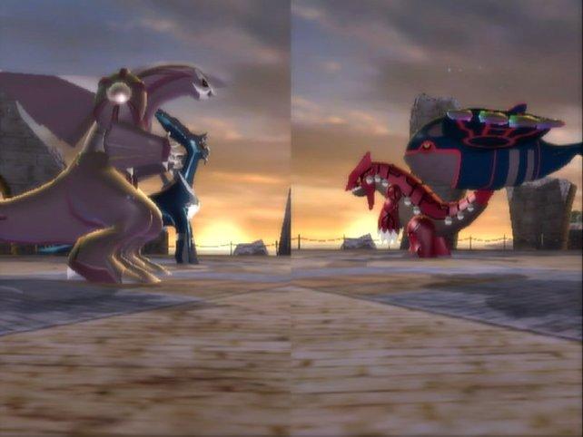 Grafisch ist Battle Revolution das vielleicht schönste Spiel.