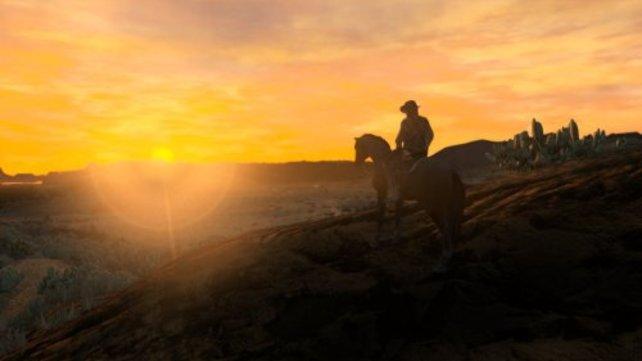 So schön kann ein Westernspiel sein.