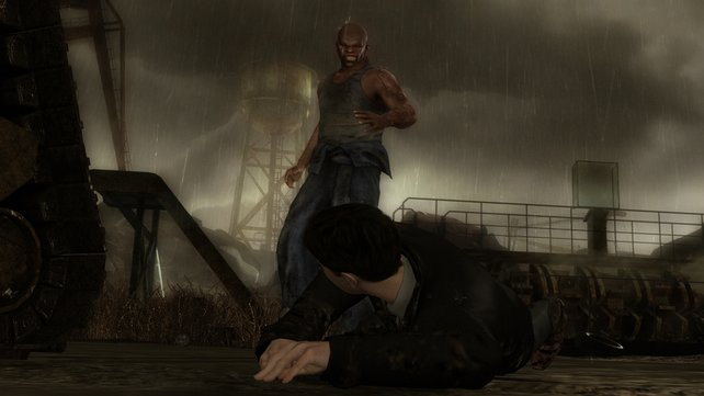 Heavy Rain - eines der Spiele, zu denen wobblgobbl eine wunderbare Meinung geschrieben hat.