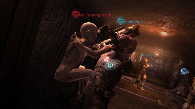 Die Necromorph sind in Dead Space 2 harte Gegner.