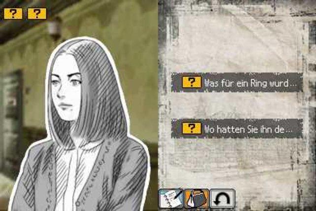 Stil und Atmosphäre sind einzigartig für ein DS-Spiel.