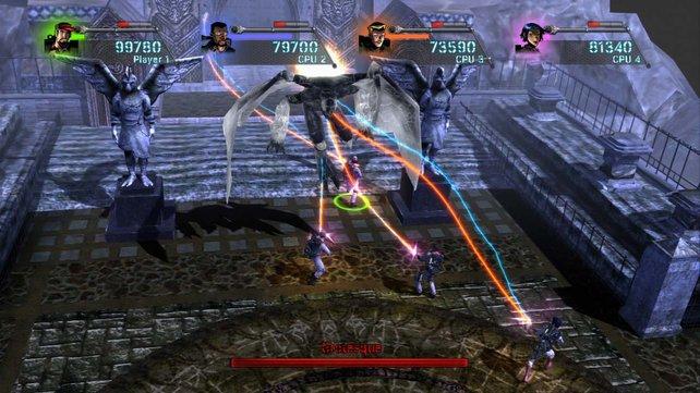 Irgendwie hat uns das erste Ghostbusters-Spiel besser gefallen...