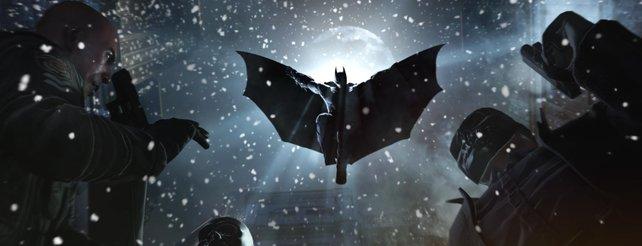 Batman - Arkham Origins: Details zum Initiation-DLC und neuen Schwierigkeitsgrad