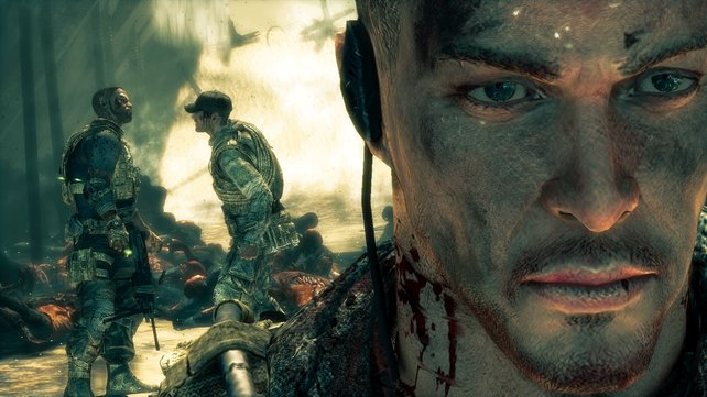 In Spec Ops - The Line spielt ihr Captain Martin Walker.