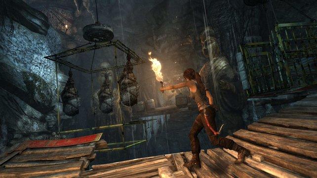 Diesmal übernehmt ihr nicht nur die Rolle von Lara Croft, denn die Online-Modi liefern neue Helden.