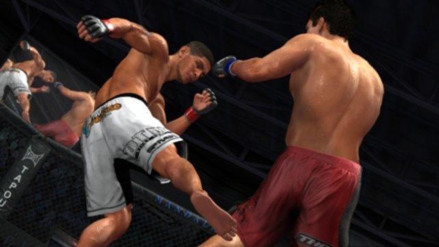 Unterschiedliche Kampfsportarten treffen aufeinander