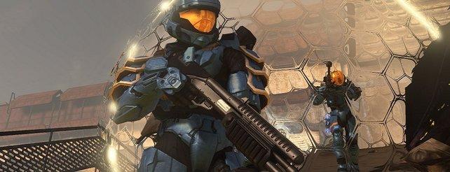 Halo 3: Ab 16. Oktober kostenlos für Goldmitglieder bei Xbox Live