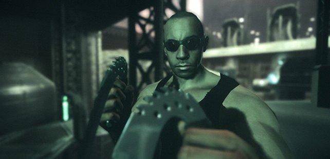 Das markante Gesicht von Vin Diesel ist unverkennbar.
