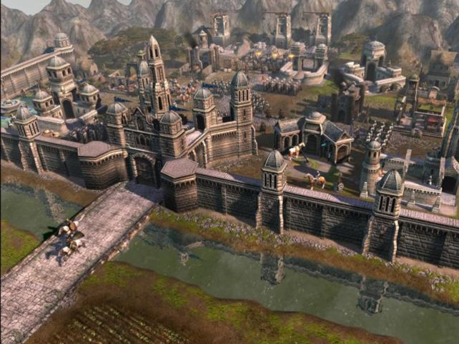 Komplette Städte können nun errichtet werden