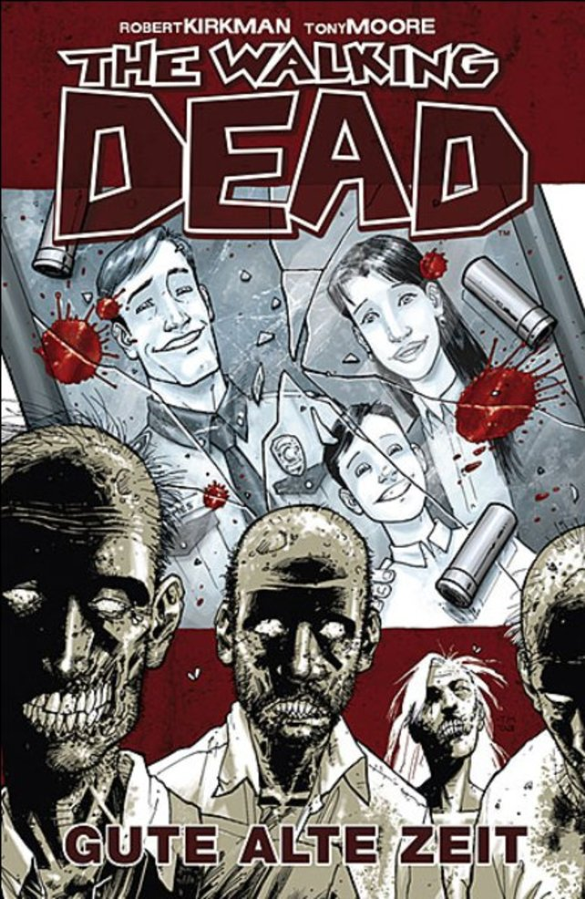 Robert Kirkmans Comic-Serie The Walking Dead