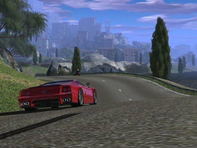 Ein Bild aus World Racing 2  PC Fassung