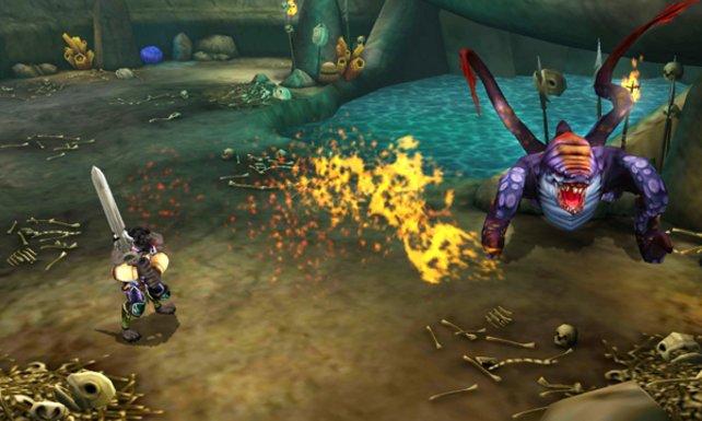 Hacken und sammeln - Diablo lässt grüßen!