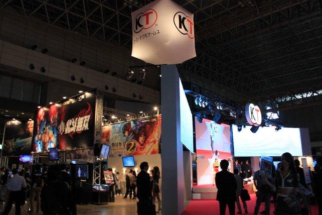 Hersteller wie Koei Tecmo fokussieren sich auf japanische Spieler.