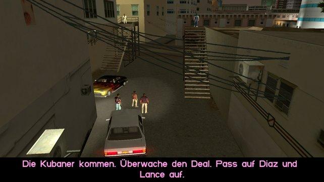 Aus dem Zusammenhang gerissen erscheinen einige GTA-Dialoge rassistisch.