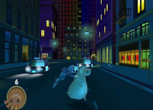 Ein Nilpferd auf den Straßen New Yorks?