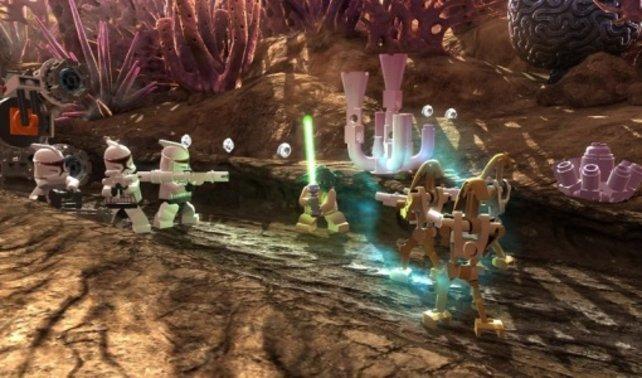 Diese gegnerischen Druiden haben bald nicht nur eine Schraube locker.