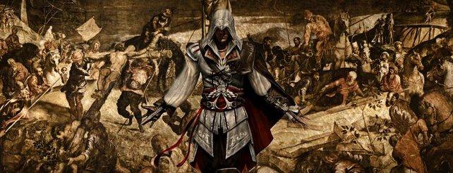 Assassin's Creed 2 ab sofort kostenlos für Goldmitglieder bei Xbox Live