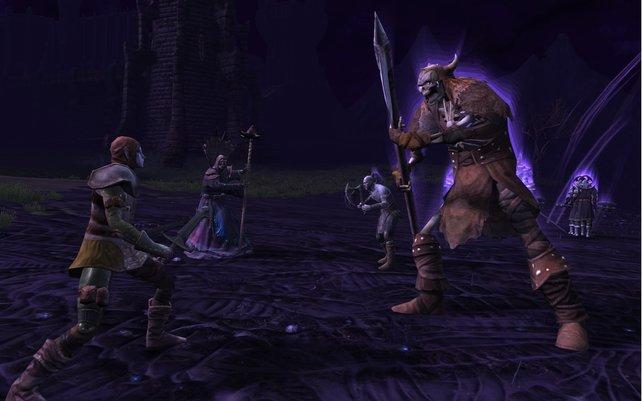 Im neuen Update 'Der Ewige Hof' kehrt der Kult der Toten zurück.