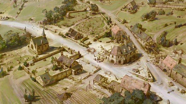 In wunderschön detaillierten Landschaften tobt der kostenfreie Strategie-Krieg.