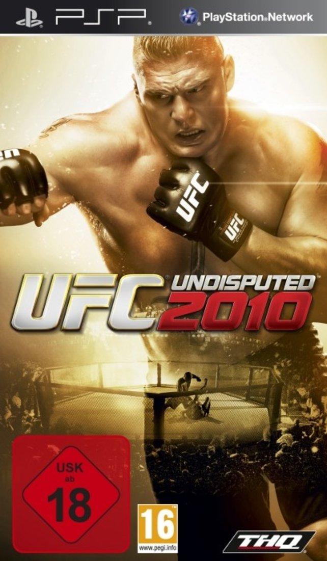 Coverboy: Brock Lesnar, Schwergewichtsmeister der UFC.