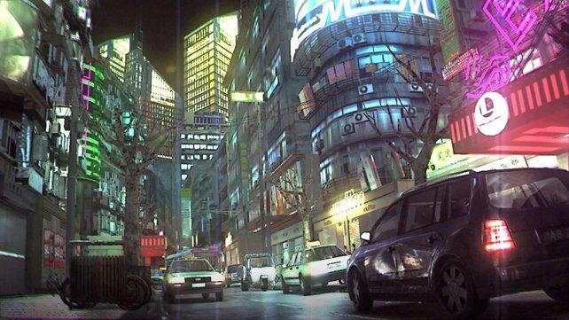 Die Optik, das Design von Shanghai, die Effekte - hier überzeugt das Spiel.
