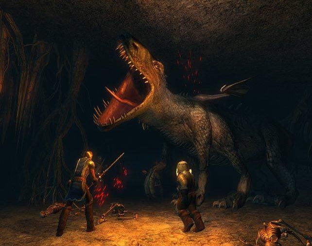 Kein Fantasy-Abenteuer ohne Drachen
