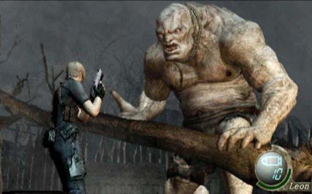 Leon, vielleicht solltest du deinen Gegner lieber anschauen.