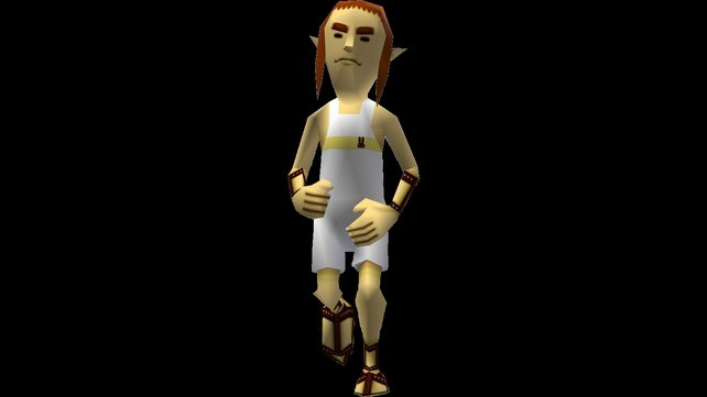Laut Shigeru Miyamoto ist der Running Man nur im Spiel, um den Spieler zu ärgern.