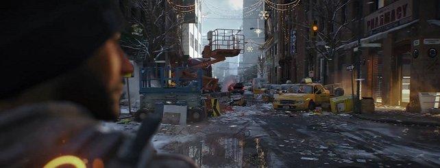 The Division: Kommt auch für PC, frische Szenen im neuen Video