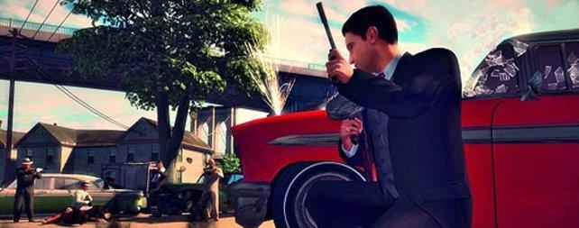 Vom Autoschrauber zum schießwütigen Mafioso.