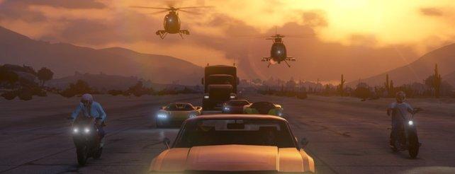GTA 5: Hinweise auf PC- und PS4-Version im Programm-Code entdeckt?