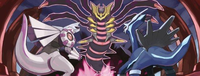 Schillernde legendäre Pokémon und Tourdaten des Pokémon-Day