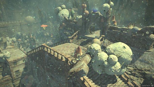 Die PS4-Version enthält bereits alle bisher erschienenen Zusatzinhalte.