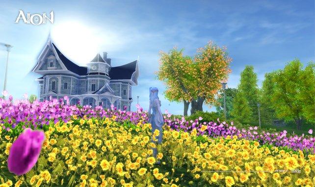 Ein eigenes Haus in Atreia zu beziehen, ist für viele Spieler ein lang gehegter Wunsch.