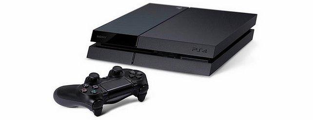Playstation 4 gegen Mikrowelle