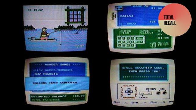 Witze und Börsenkurse - zwei wichtige Bestandteile des 80er-Jahre-Internets bei Nintendo.