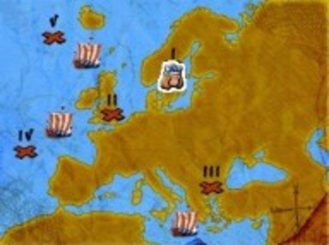 Wickies Abenteuerreise führt euch durch ganz Europa.