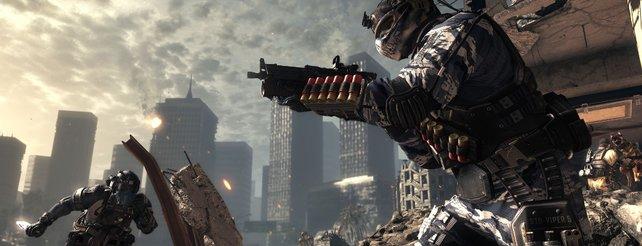 Call of Duty - Ghosts: Prestige Edition enthält echte HD-Kamera