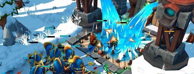 Royal Revolt 2: Erscheint im Winter mit neuem Mehrspieler-Modus