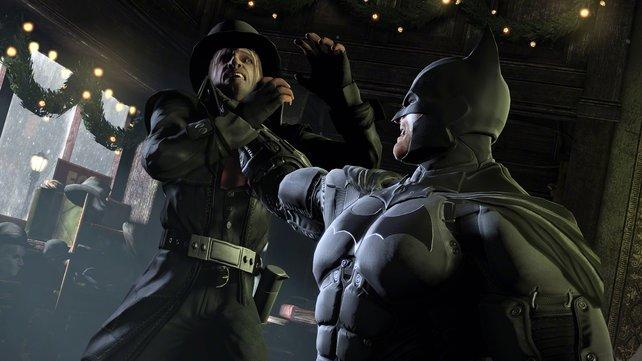Bei Batman haben die Schurken nur wenig zu lachen.