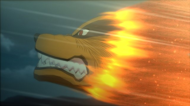 In Naruto gibt es viele Angriffe, die auf mystische Energien zurückgreifen.