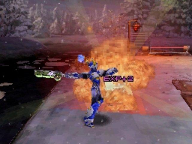 Wie bei Phantasy Star Online müsst ihr wieder viele hitzige Missionen erledigen.