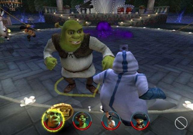 Shrek Time - Jetzt gibts Kloppe