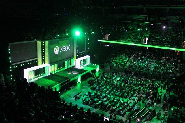Auf der Pressekonferenz von Microsoft nahm das Debakel seinen Lauf.