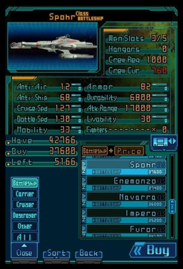 Es gibt eine Menge verschiedener Schiffstypen.