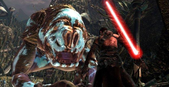 Ich Sith- Du hässlich!