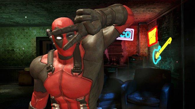 Deadpool bekommt sein eigenes Spiel. Wuhu!