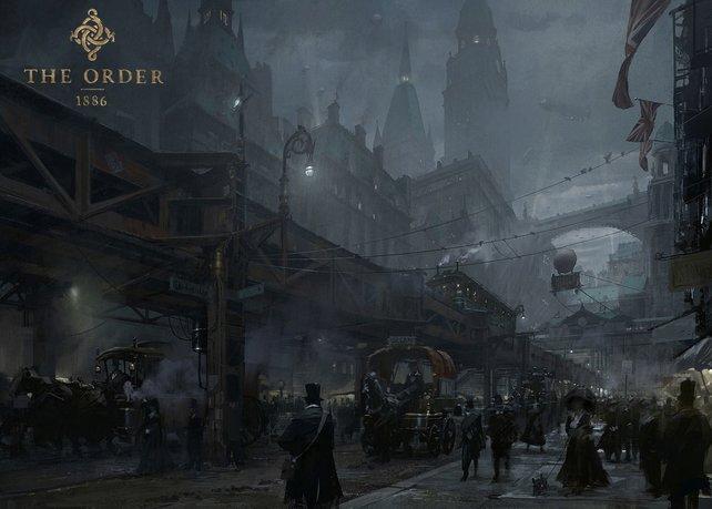 The Order 1886 entführt euch in das fiktive London des 19. Jahrhunderts.