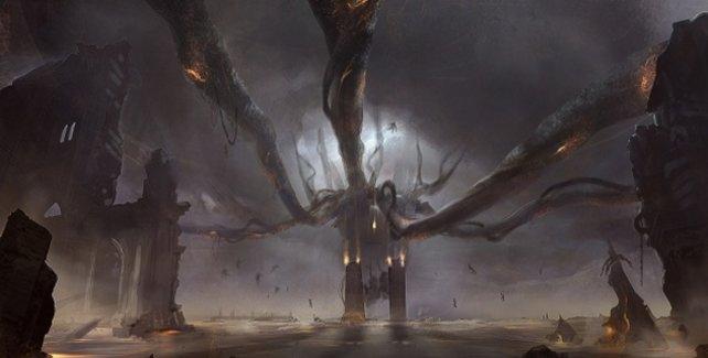 Frische Illusionen: So stellt sich EA die Hölle vor.